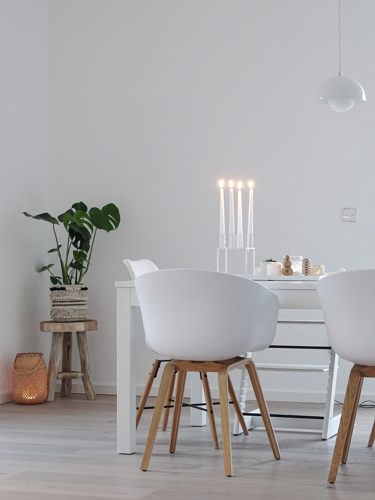 Esszimmer im skandinavischen Stil - 5 Fragen und Antworten am Fünften - #randomfactsaboutme - https://mammilade.blogspot.de