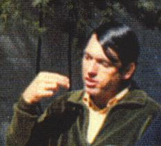 Robert Earl Burton Fellowship of Friends cult leader in 1971