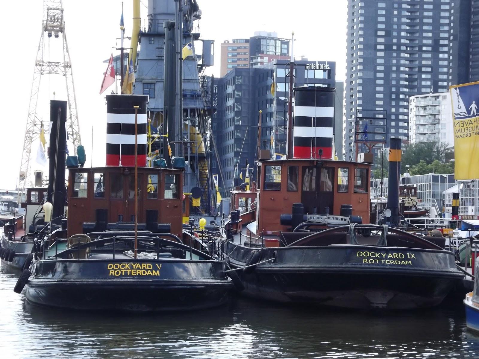 d 201 fifoto dans le port d amsterdam non rotterdam