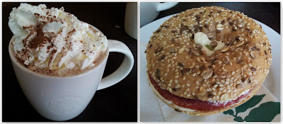 Starbucks Frühstück
