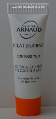 Institut Arnaud Youthful Radiance Eye Contour Care