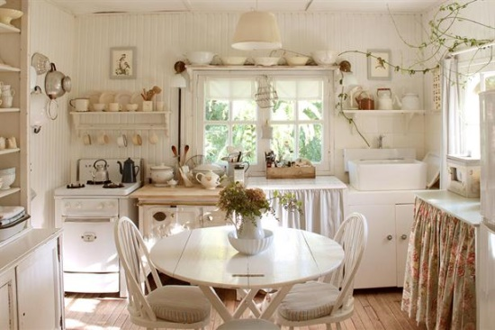 26 fabulous farmhouse kitchens the cottage market - Images of farmhouse kitchens ...
