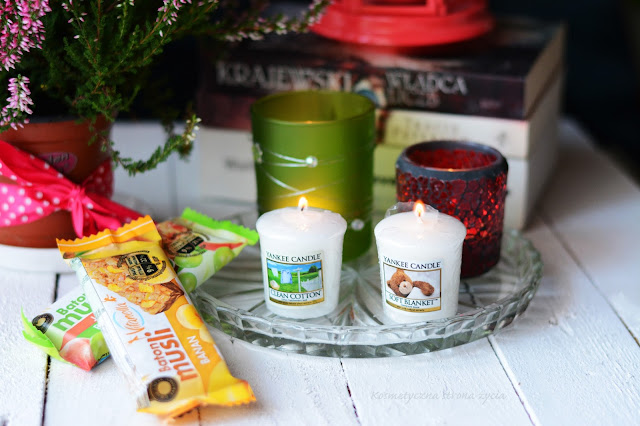Yankee Candle Soft Blanket, Clean Cotton, kosmetykomania