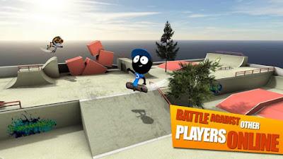 Stickman Skate Battle Mod APK
