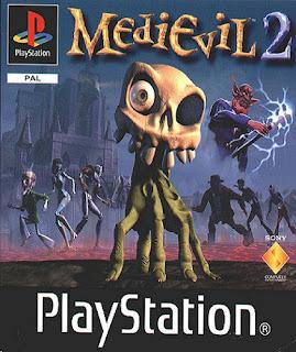 Medievil [scus-94227] rom playstation (ps1) | emulator. Games.