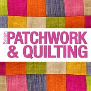 Grab button for British Patchwork & Quilting magazine