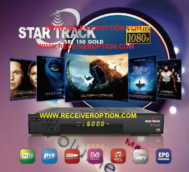STAR TRACK SRT 150 GOLD HD RECEIVER POWERVU KEY SOFTWARE