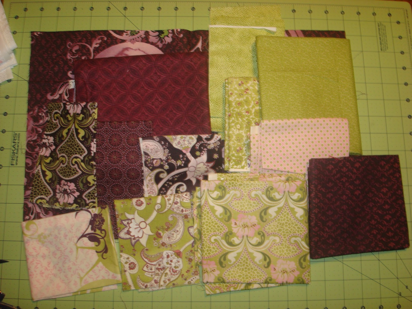 Little Bunny Quilts: Turkey Trotting