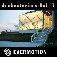 Evermotion Archexteriors vol.13 室外3D模型第13季下載