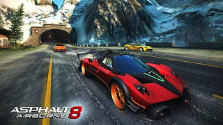 Asphalt 8 v1.0.1 APK+DATA (MOD MONEY)