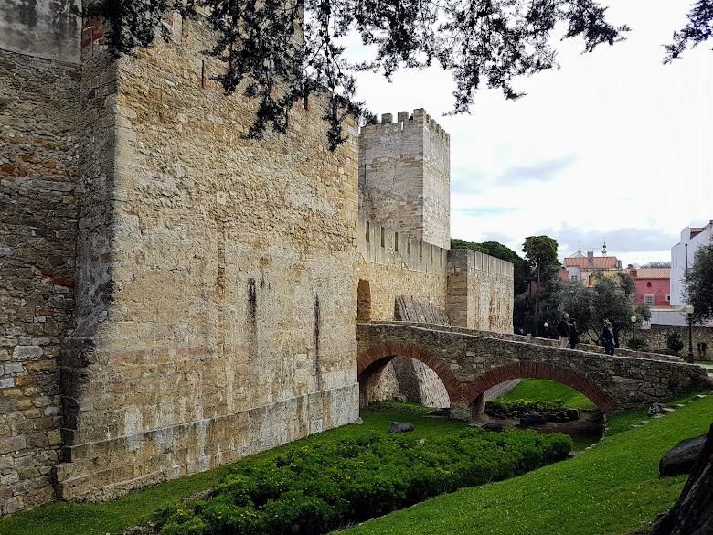 聖若熱城堡入口