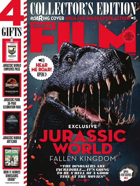 Total Film Jurassic World Special Edition Magazine