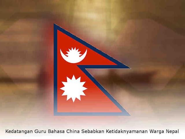 Kedatangan Guru Bahasa China Sebabkan Ketidaknyamanan Warga Nepal