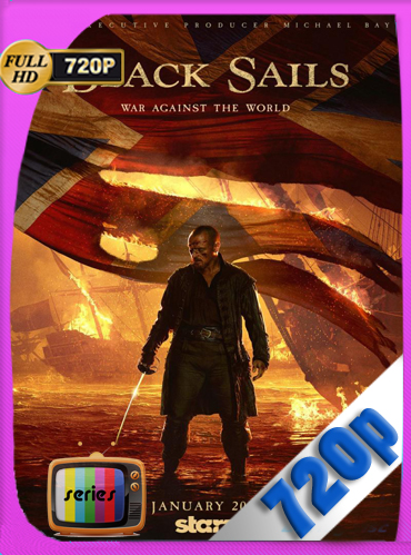 Black Sails Temporada 1-2-3-4HD [720p] Latino [GoogleDrive] TeslavoHD