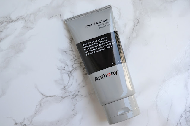 Anthony After Shave Balm Review
