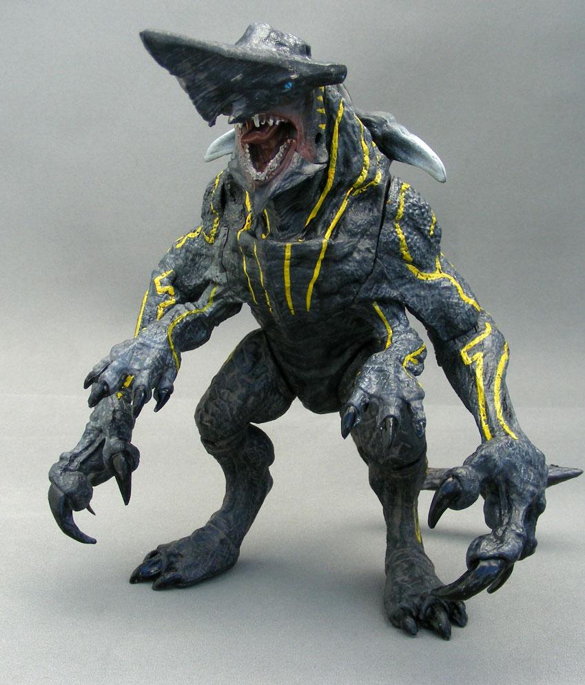 Kaiju Battle: CREATURE FEATURE : Knifehead  Kaiju Battle: C...