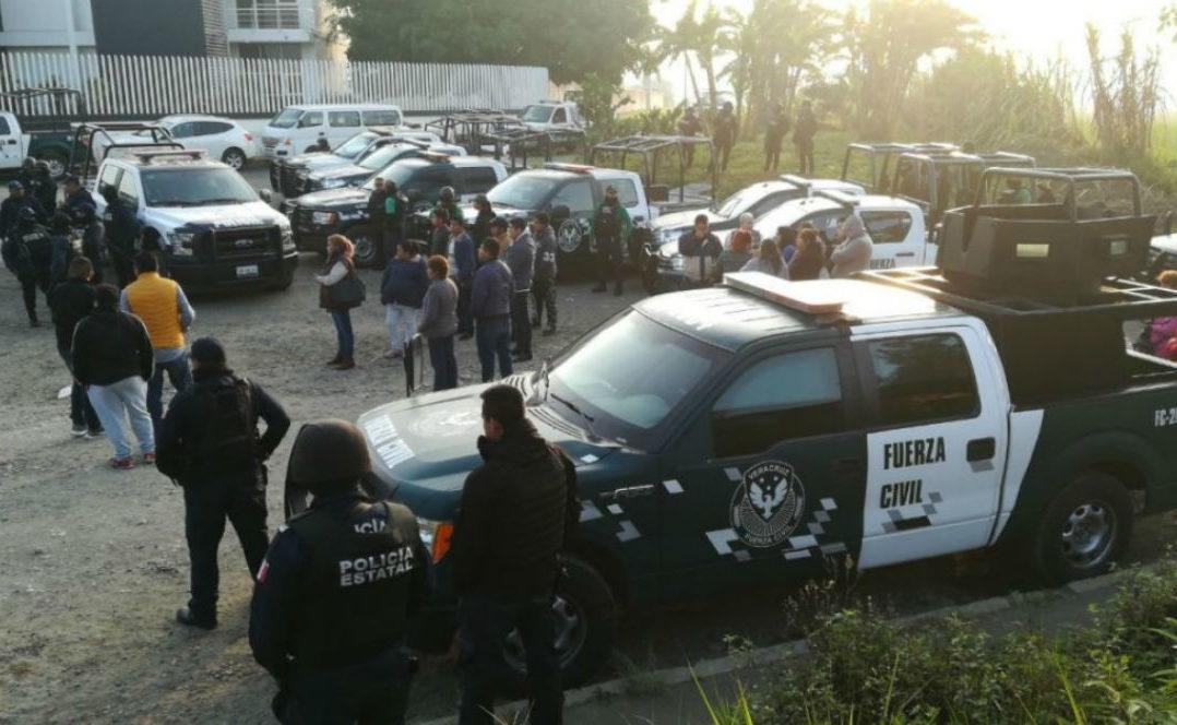 Siete policías mueren durante motín en penal de La Toma en Veracruz