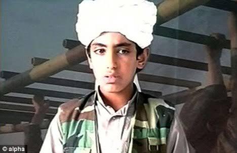 SADIS! Putra Osama Bakal Wariskan Dendam Ayahnya & Masuk Dalam Teroris Global