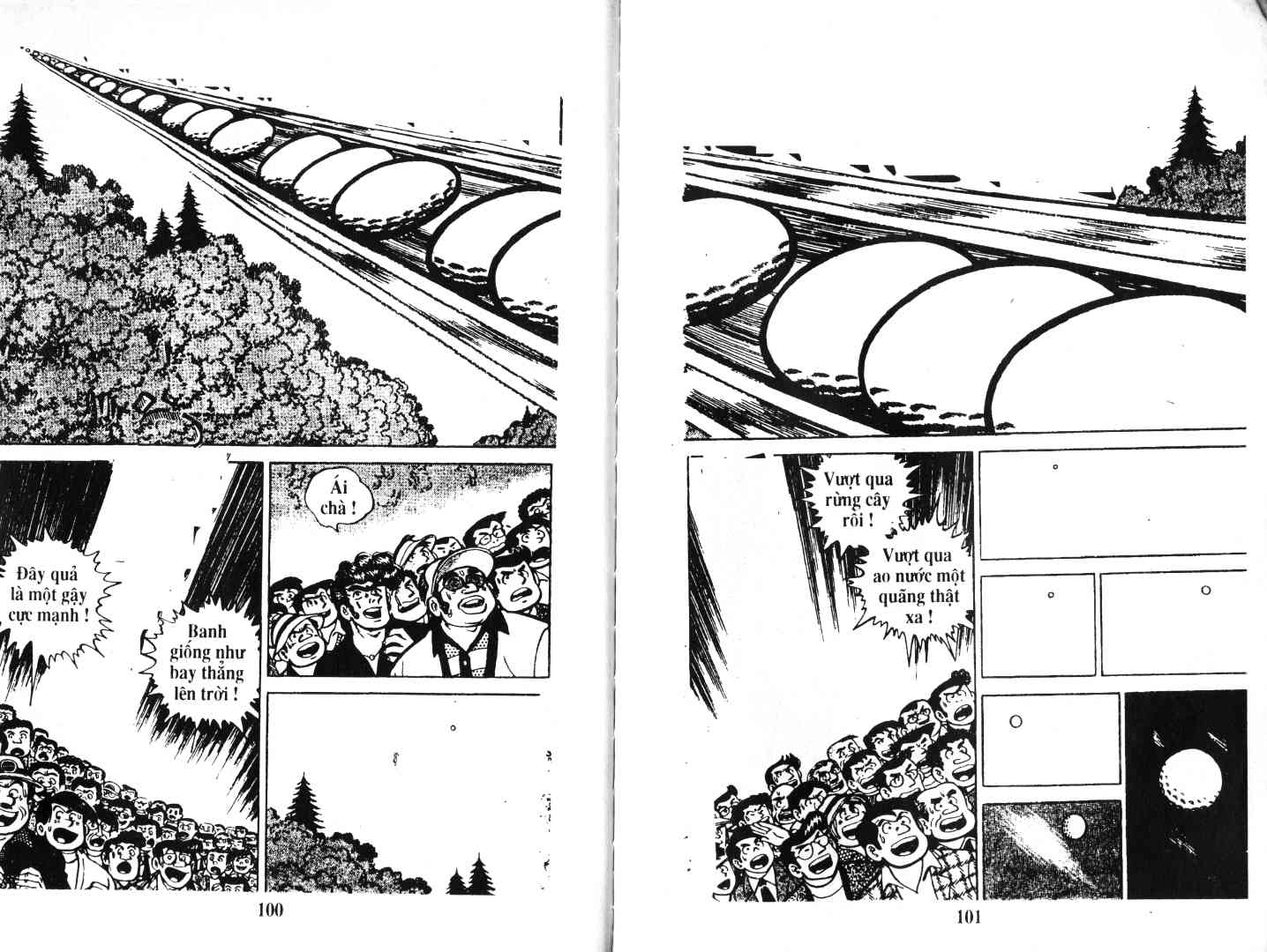 Ashita Tenki ni Naare chapter 48 trang 49
