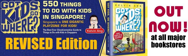 Cheekiemonkies: Singapore Parenting & Lifestyle Blog: More