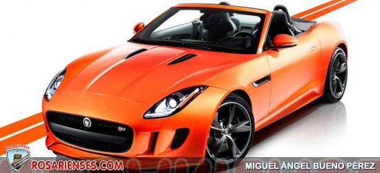 Jaguar F-Type, acabados especiales llegan desde Los Ángeles | Rosarienses, Villa del Rosario