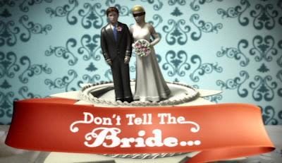 émission Ne dîtes rien à la mariée