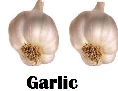 Garlic (lasun) Treats Cold Sore
