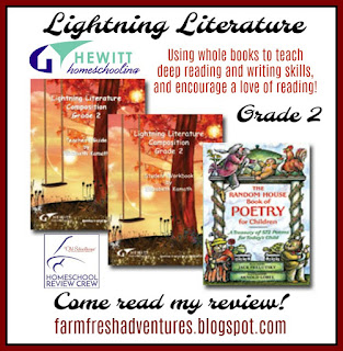 Lightning Literature Grade 2 {Curriculum Review}