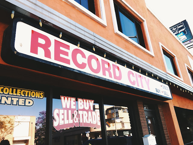 Record City San Diego