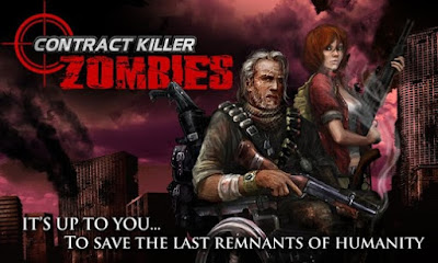 Download Game Android Gratis Contract Killer: Zombies apk + obb