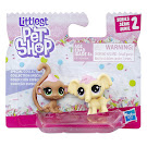 Littlest Pet Shop Series 2 Mini Pack Cocolina Monkley (#2-6) Pet