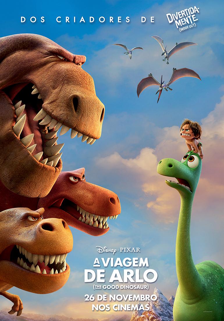 The Good Dinosaur -A Viagem de Arlo (PT PT)