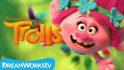 Trolls 2016 300mb Hindi Movie Dual Audio BluRay
