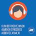 Fones de ouvido aumentam riscos de assaltos e acidentes