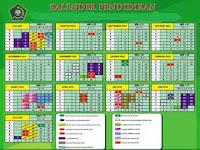 Revisi Kalender Pendidikan Madrasah tahun Pelajaran 2016-2017