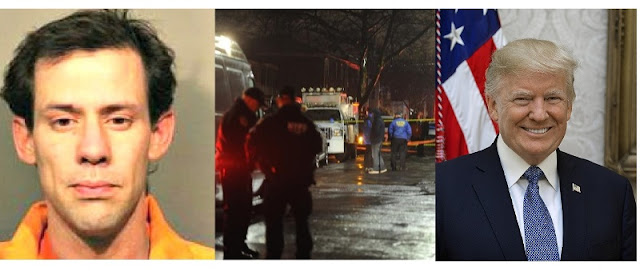 donald trump was shot dead by a new yorker