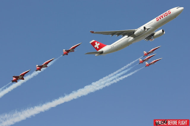 AIR14: 100 YEARS OF THE SWISS AIR FORCE