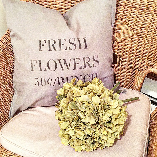 Pillow cover diy