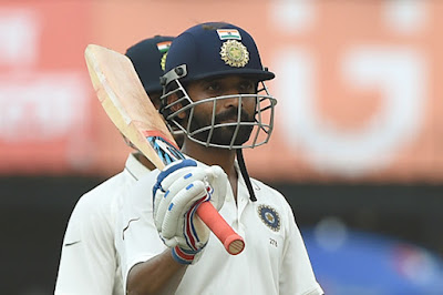 Ajinkya Rahane Scored 188 Runs In The Third Test