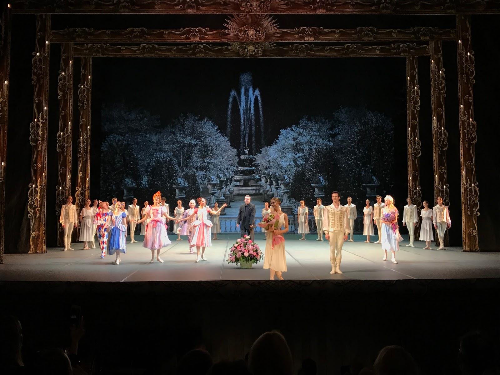 Cinderella - Teatro Mikhailovsky