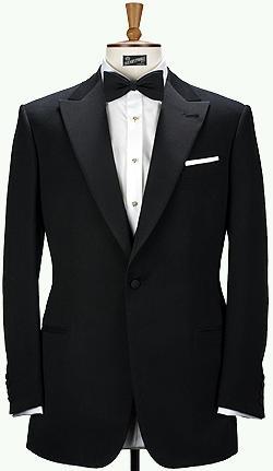 0687def684343 Mr. Młody: Smoking, czyli najwspanialszy męski ubiór nie na ślub