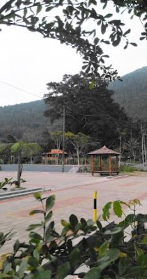 area parkir puncak telomoyo