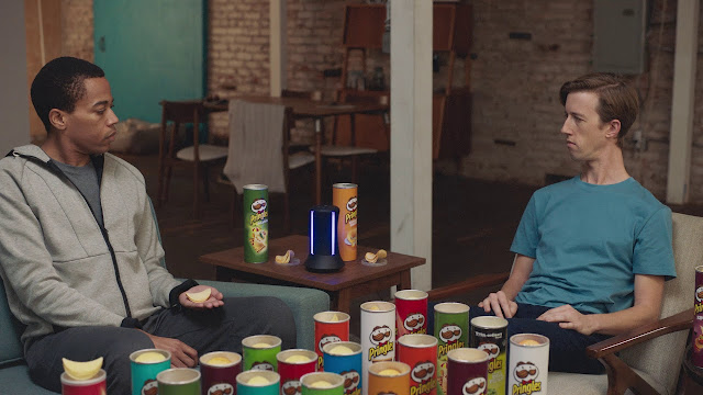 Pringles  Sad Device  Super Bowl Ad Features More Flavor Stacking Fun