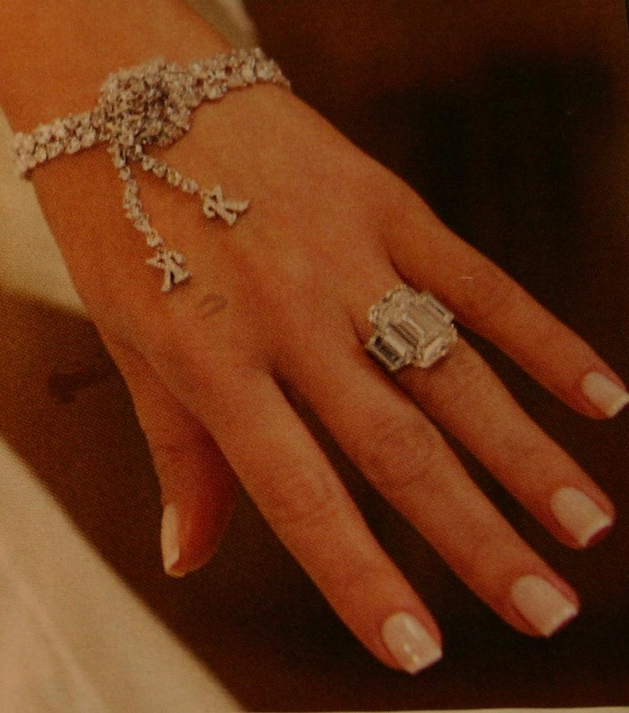 expensive celebrity engagement rings most expensive wedding rings Kim Kardashian Kris Humphries
