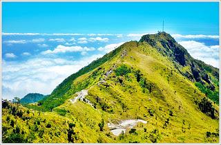 Info Jalur Pendakian Gunung Merbabu