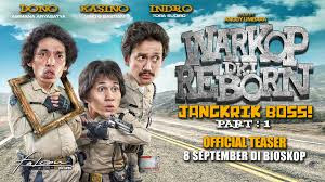 Download Film Warkop DKI Reborn  Jangkrik Boss Part 1 Full Movie Gratis