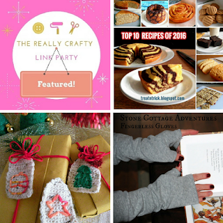 http://keepingitrreal.blogspot.com.es/2016/12/the-really-crafty-link-party-49-featured-posts.html