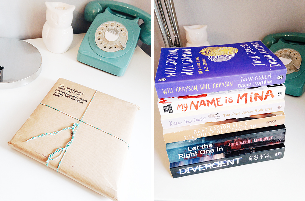 nebloggers book swap