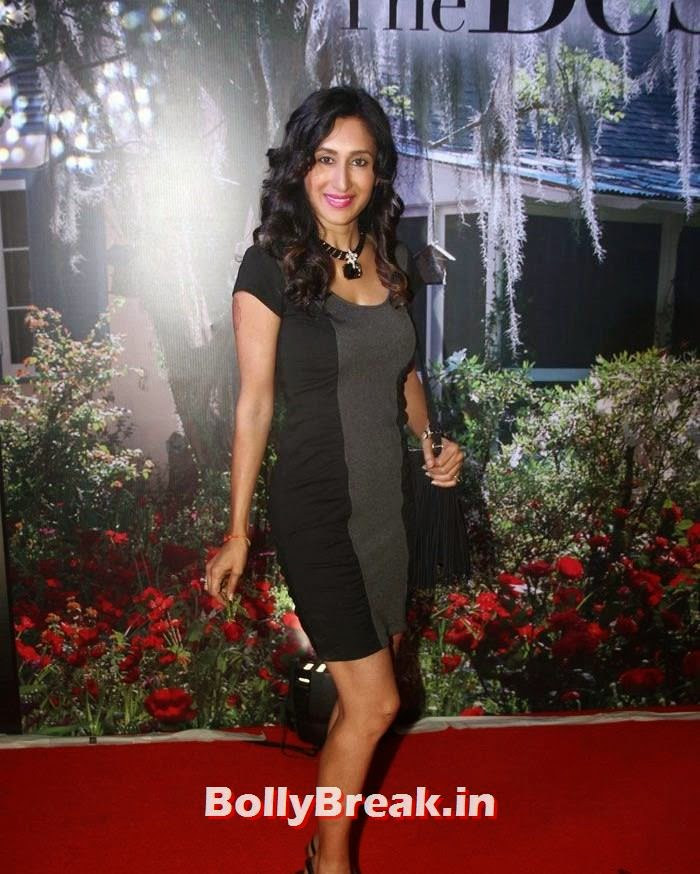 Teejay Sidhu, 'The Best of Me' Premiere Photos