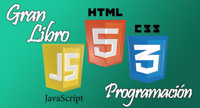 curso programacion html css3 javascript